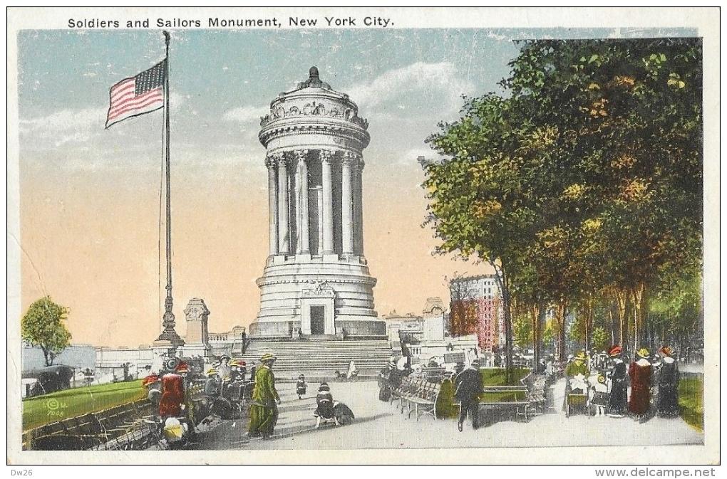 Soldiers And Sailors Monument - New-York City - Autres Monuments, édifices