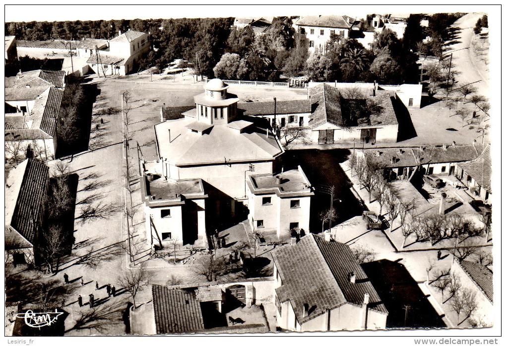 CP - PHOTO - LA MESKIANA - VUE GENERALE - 3 A - COMBIER - Constantine