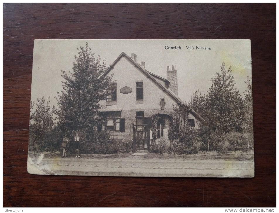 Villa NIRVANA Contich / Anno 1939 ( Zie Foto Voor Details ) !! - Kontich