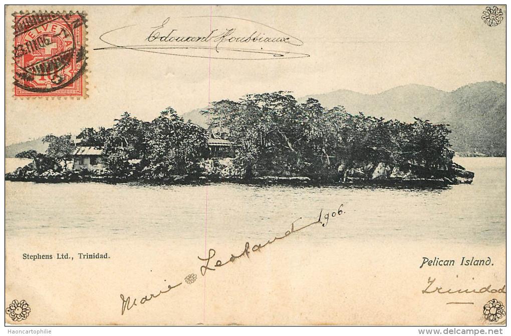 Trinidad : Pelican Island - Trinidad