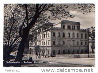 CL 21 - Caltanissetta – Palazzo Vescovile – Seminario - Caltanissetta
