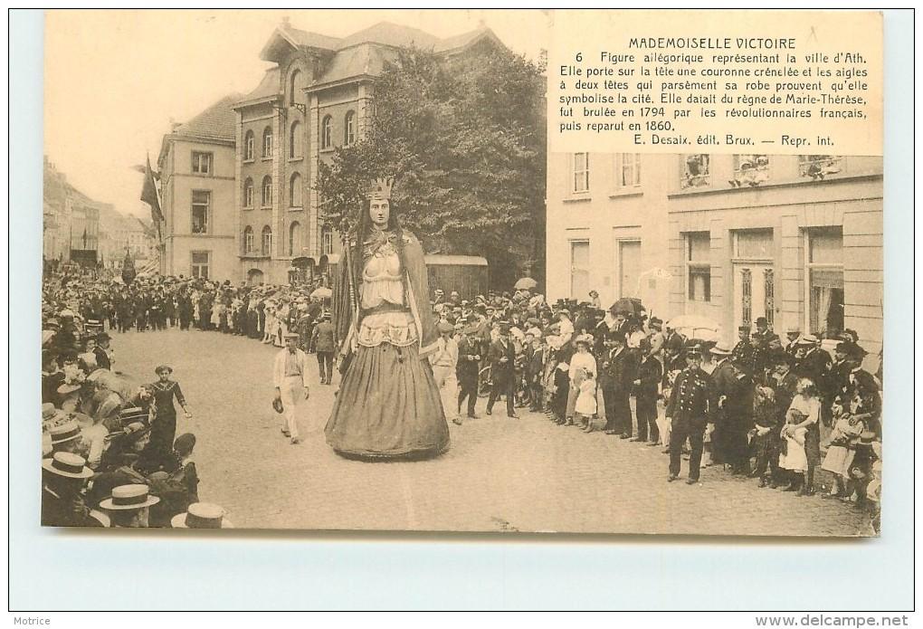 ATH - Mademoiselle Victoire. - Ath