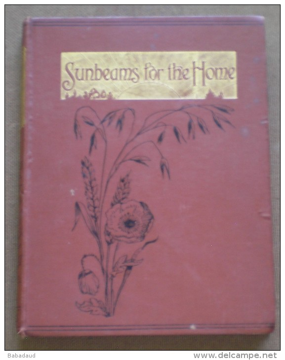 Sunbeams For The Home, Gospel Tract, London (pub), 1915 - Christianity, Bibles
