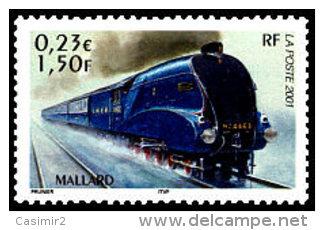 FRANCE TIMBRE NEUF YVERT   N° 3411 - Frankreich
