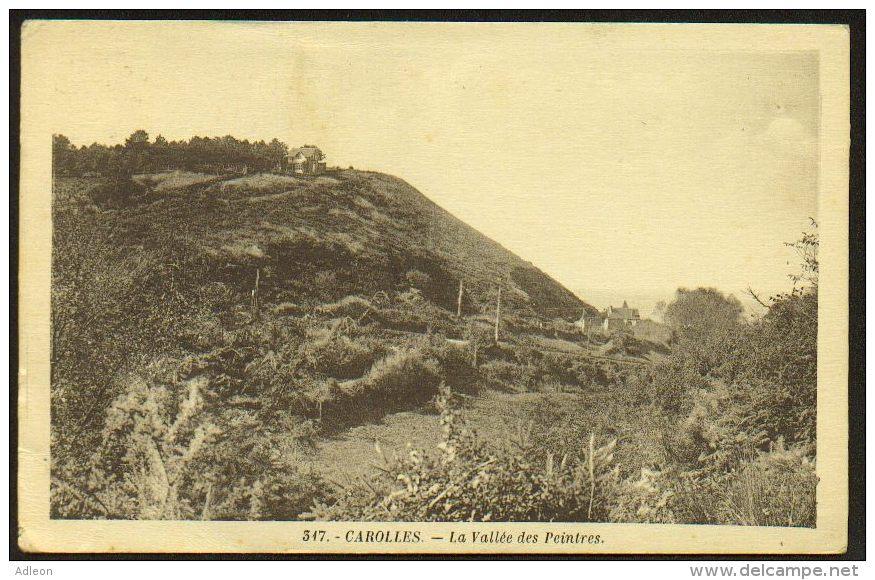 CAROLLES - La Vallée Des Peintres - Otros Municipios