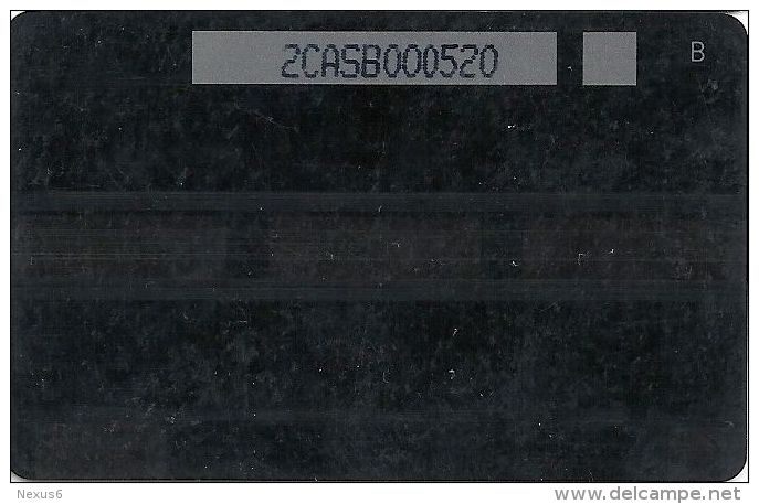 Ascension Isl. - Fairy Tern, 2CASB, 1992, 4.997ex, Used - Ascension (Insel)