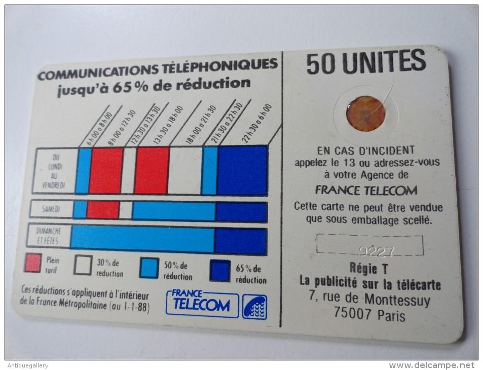 RARE :LE CADRE DE NUMEROTATION EN POINTILLE  SUR CORDONS BLANC SC4 Or Fb Sans Ent 50U - Frankrijk