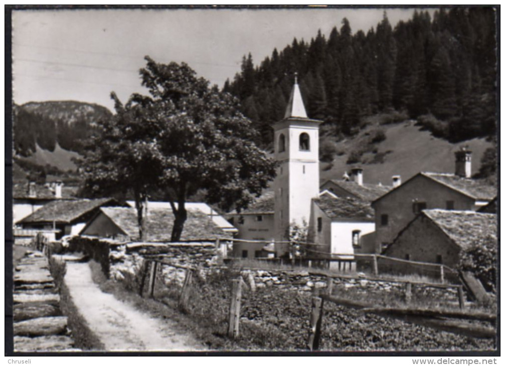 Casaccia Bergell - GR Grisons