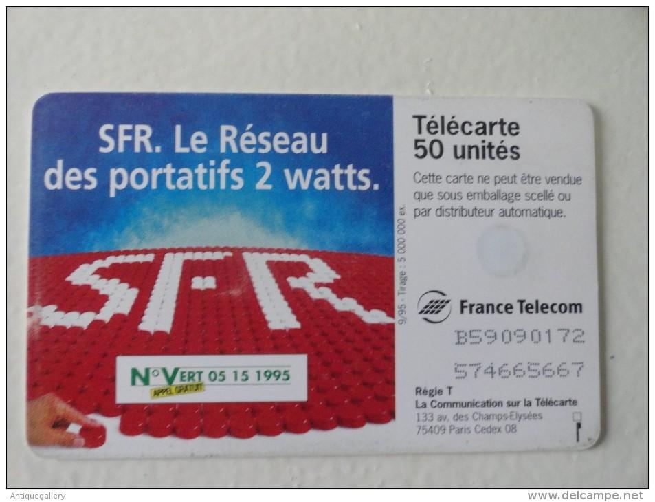 RARE : LA PUCE SUR SFR 50U - Variëteiten