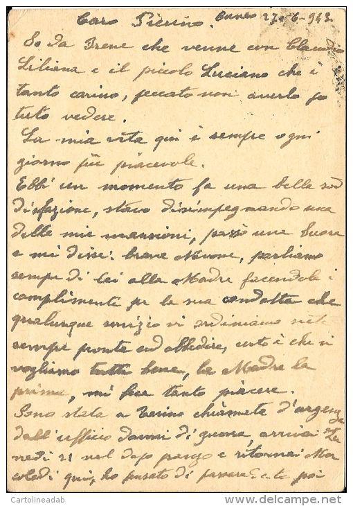 [DC5141] CARTOLINA - INTERO POSTALE - VINCEREMO - Non Viaggiata - Old Postcard - 1900-44 Vittorio Emanuele III