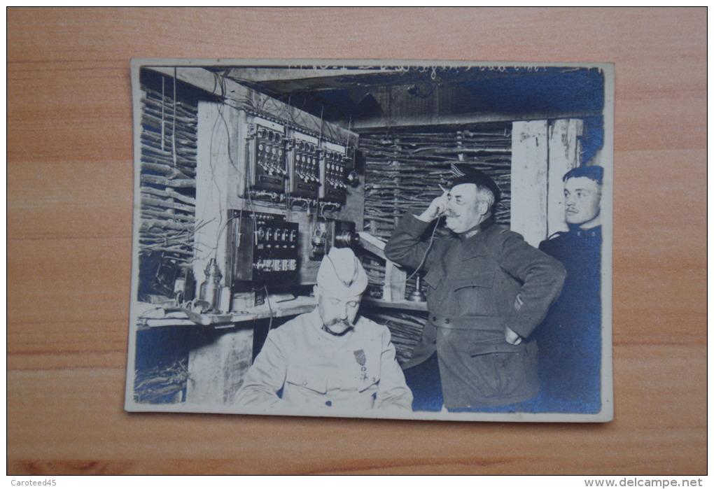 CPA Carte Postale Ancienne Old Postcard 1914 - 1918 Poste PCH  Moyon - 8e Regiment RI ? RIT ? Dunkerque ? Saint Omer ? - Guerre 1914-18