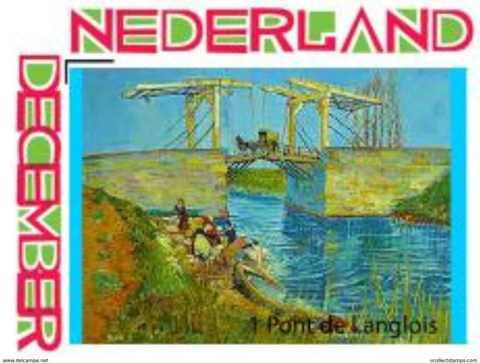 Nederland 2015   Vincent Van Gogh  Pont De Langlois       Postfris/mnh/sans Charniere - Periode 1980-... (Beatrix)