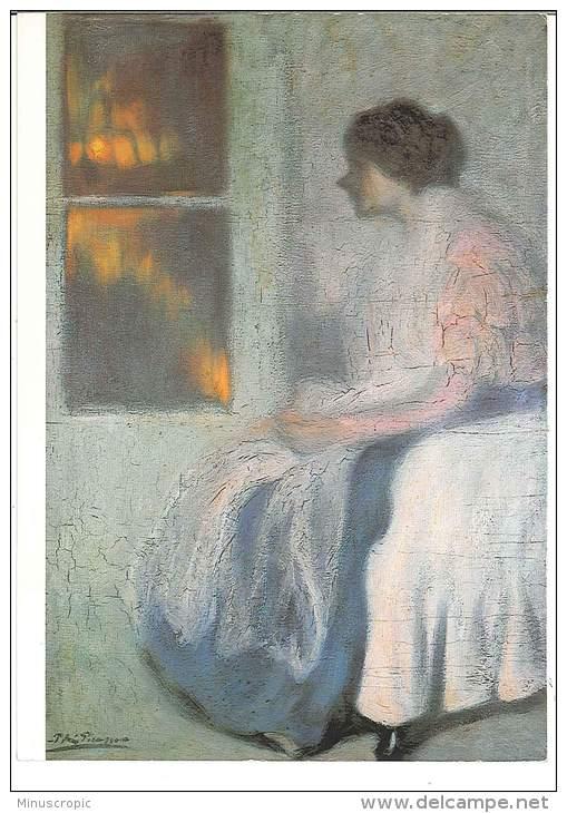 CPM Art - Pablo Picasso - La Soeur De L'artiste - Peintures & Tableaux