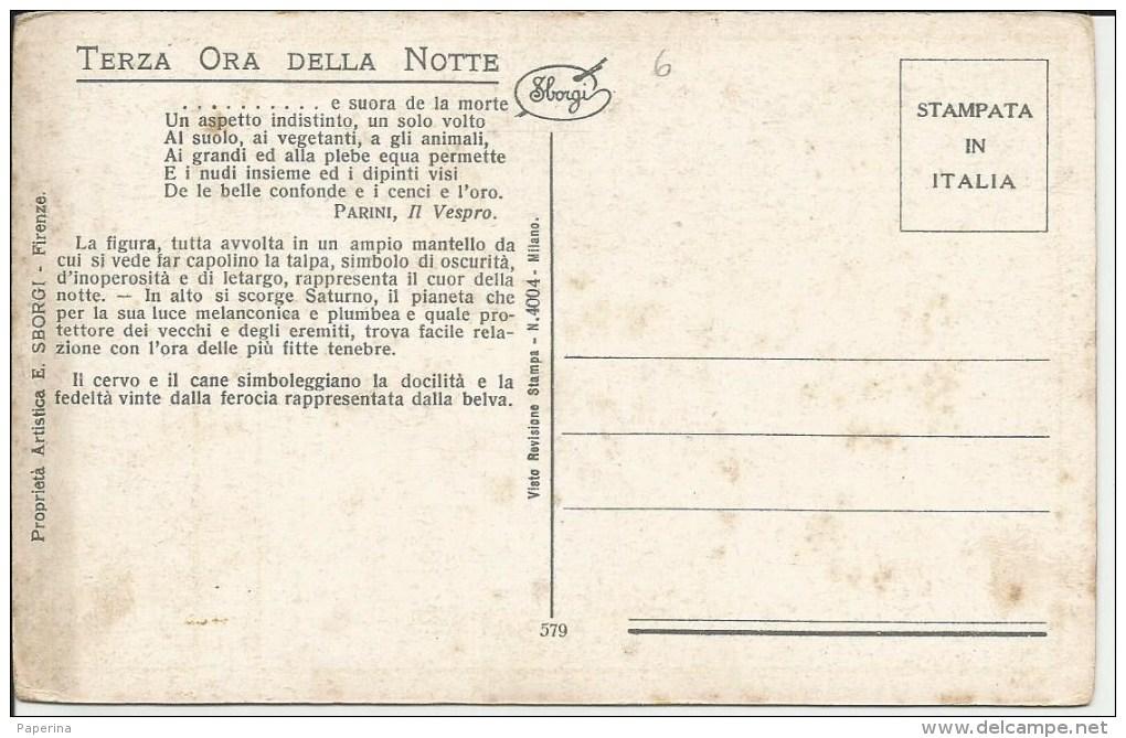 TERZA ORA DELLA NOTTE : CERVO, CANE, VERSI DI PARINI - Astronomia
