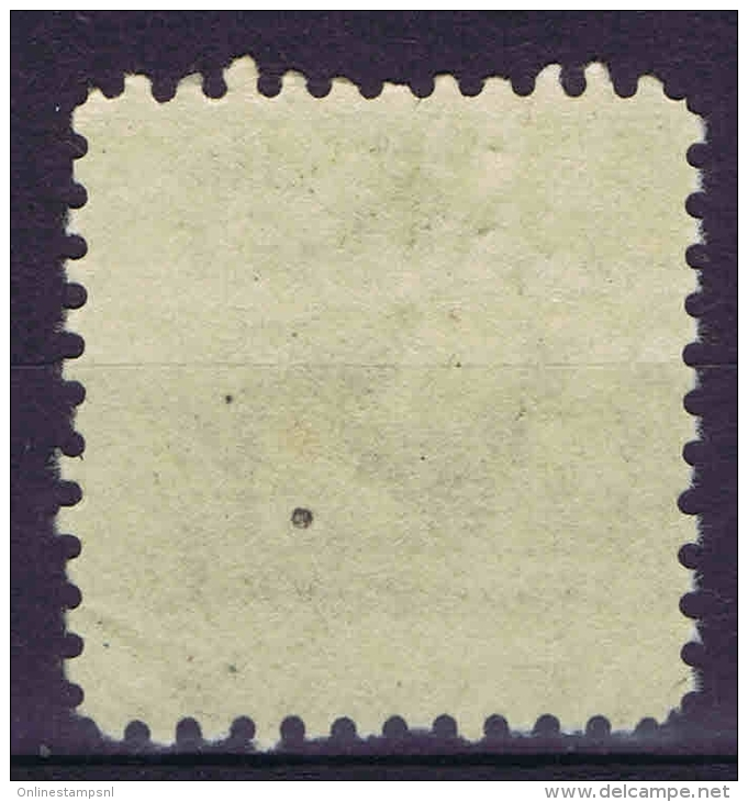 Liechtenstein : Yvnr 47 B Perfo 9,50, MH/* - Liechtenstein