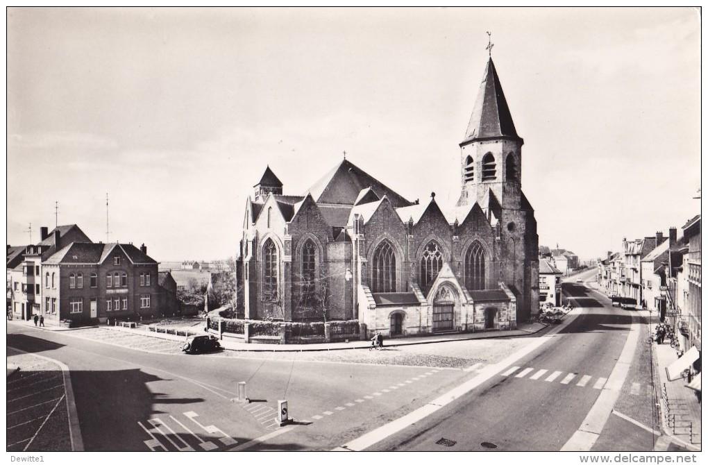 Middelkerke   St.Wilibrorduskerk    Fotokaart - Middelkerke