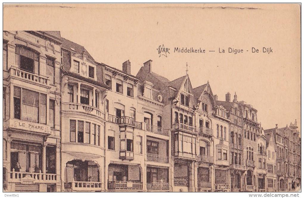 Middelkerke   La Dique -De Dijk - Middelkerke