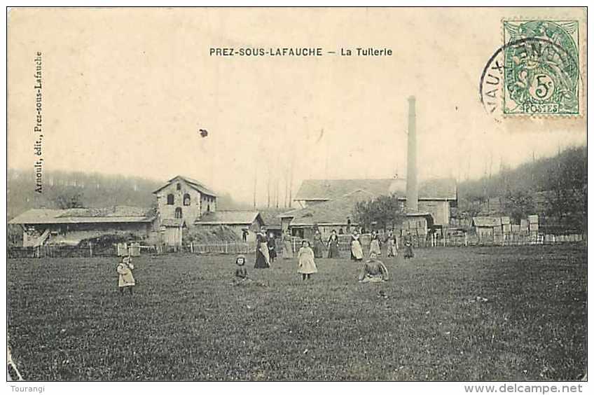 Nov14 762: Prez-sous-Lafauche  -  Tuilerie - France
