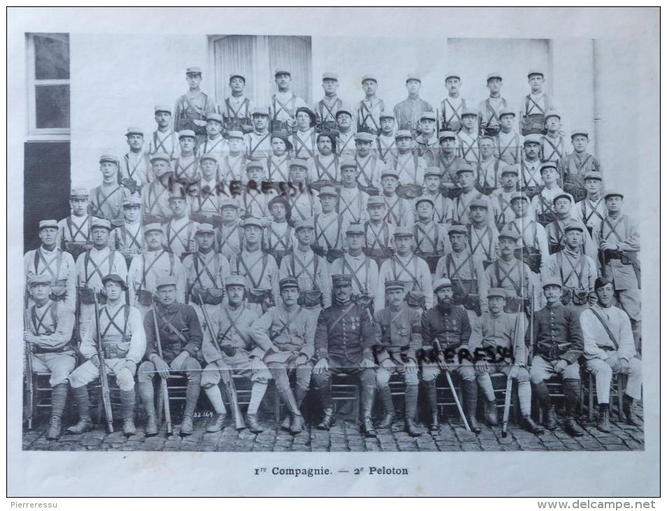 SAINT CYR ALBUM REGIMENTAIRE CENTRE D INSTRUCTION D ELEVES ASPIRANTS 1915  Signatures - Documenti