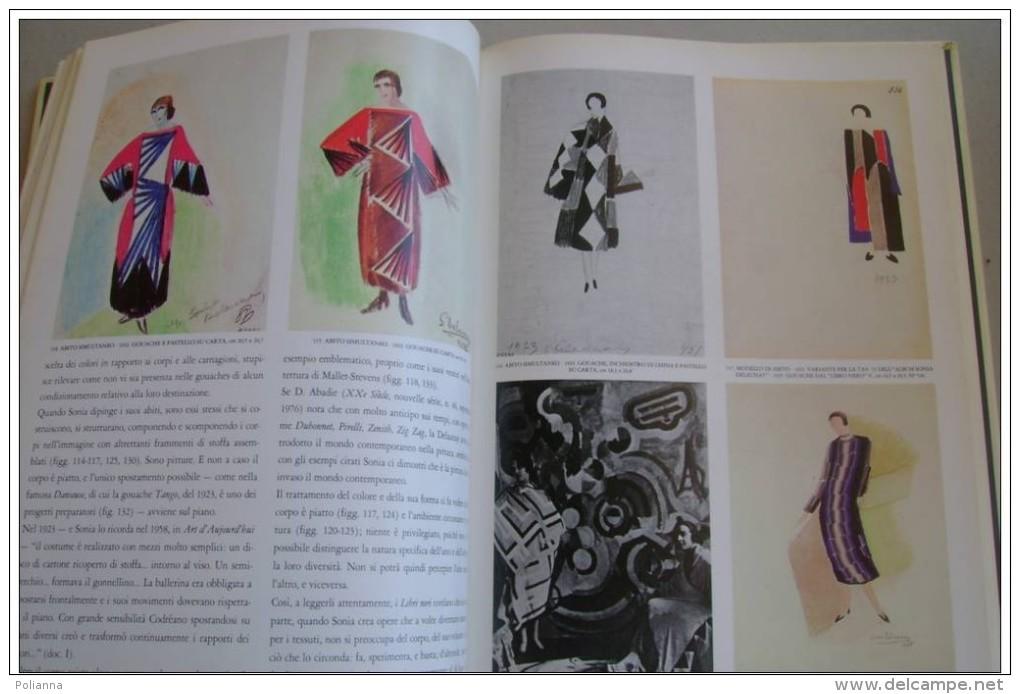 PGC/57 ATELIER SIMULTANE' Di Sonia Delaunay 1923-1934 Fabbri Ed.1984/FUTURISMO/MODA - Arts, Antiquity