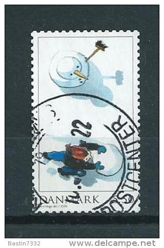 2009 Denmark Kerst,christmas,noël,weihnachten Used/gebruikt/oblitere - Denemarken