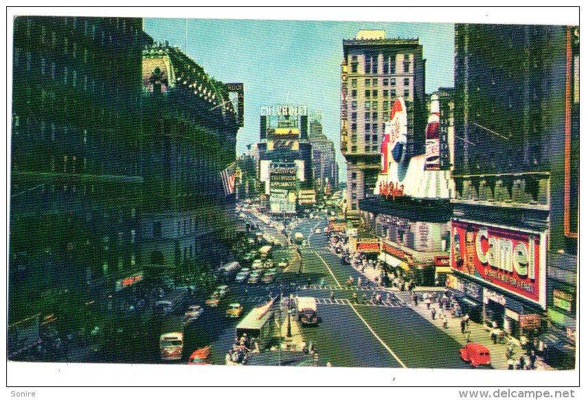 NEW YORK - TIMES SQUARE - FORMATO PICCOLO - C300 - Time Square