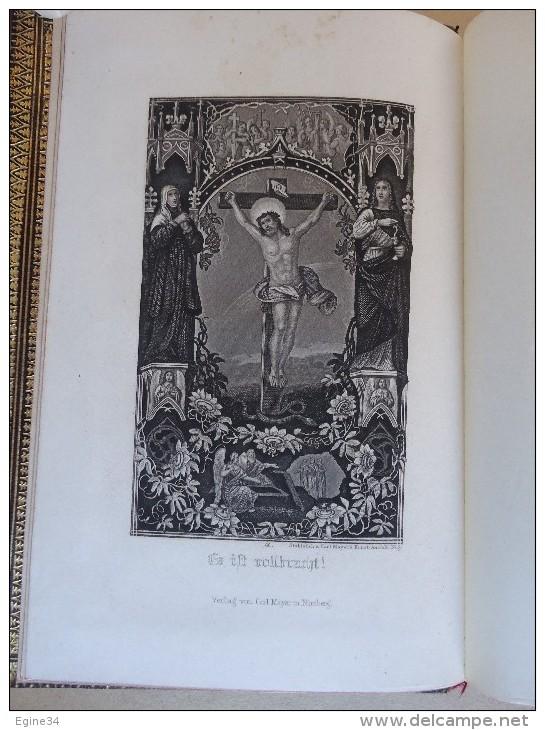 Christliches Gesangbuch Zur Beförderung Der öffentlichen Und Häuslichen Andacht Für Die Evangelish-protestantische Kirch - Christianisme