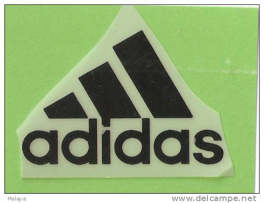 ADIDAS PATCH GERMANY IN BLACK COLOUR - Patches
