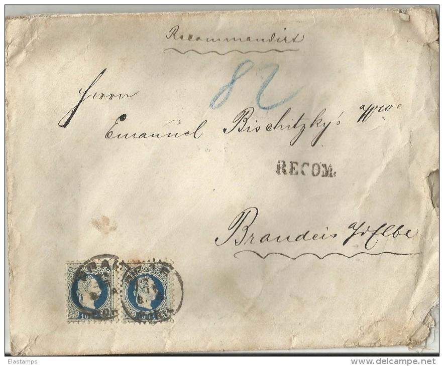 AT CV Alte - Briefe U. Dokumente