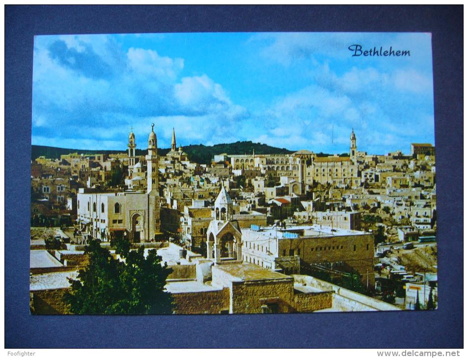 Israel: Bethlehem - The City Of David  Posted 2000 - Israele