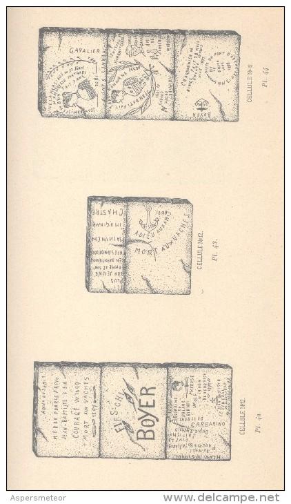 LES CRIMINELS ETUDE CONCERNANT 859 CONDAMNES PAR LE DR. CHARLES PERRIER MEDECIN DES PRISONS AN 1900 LYON A. STORCK - 1801-1900