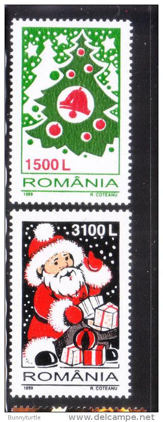 Romania 1999 Christmas MNH - 1948-.... Republics