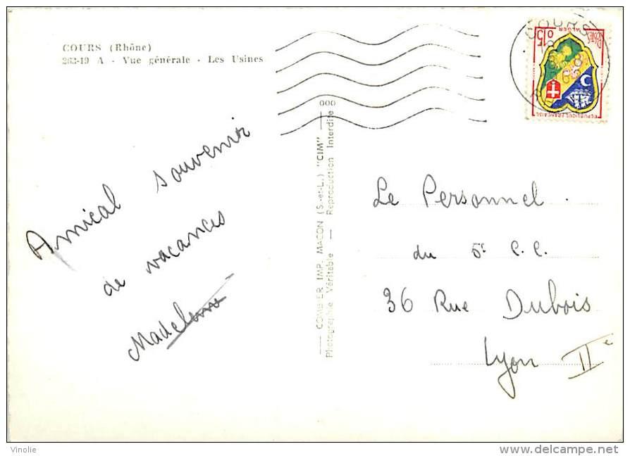 Réf : C-15-1383  :   COURS - Cours-la-Ville