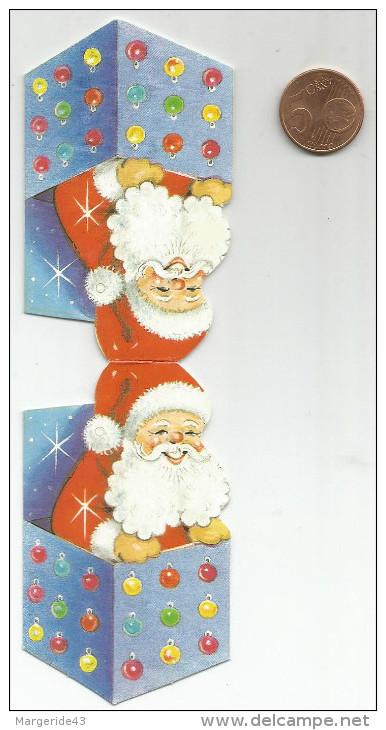 DECOUPIS PERE NOEL - Kerstmotief