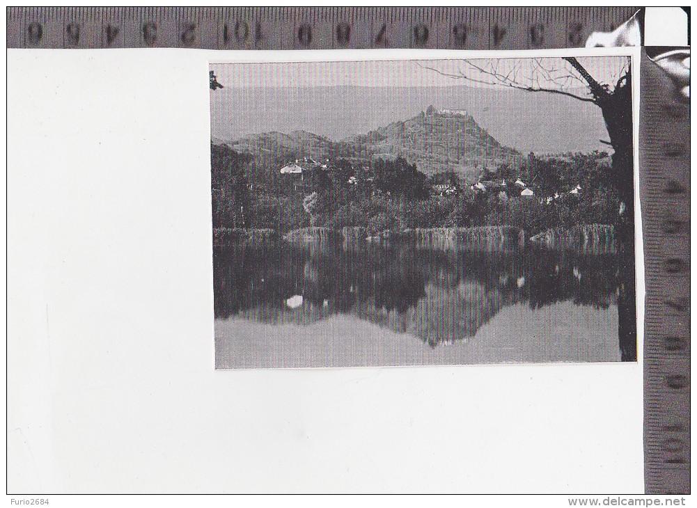 CO-1211 IVREA CHIAVERANO PANORAMA DEL CASTELLO DI SAN GIUSEPPE E SANTUARIO LAGO SIRIO - Autres