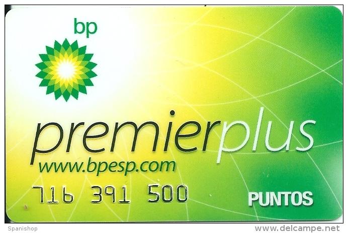 Gasoil - Gasoline - Oil Card BP ESPAÑA - Unclassified