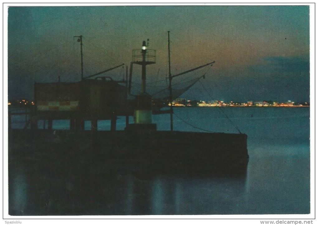 Rimini Riviera Adriatica - Molo Di Ponente. - Rimini