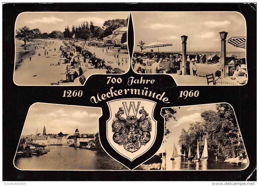 BG1432 Ueckermunde 700 Jahre   CPSM 14x9.5cm  Germany - Ueckermuende