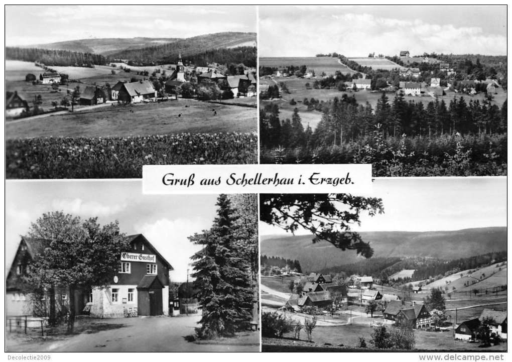 BG479 Schellerhau I Erzgeb  CPSM 14x9.5cm Germany - Schellerhau