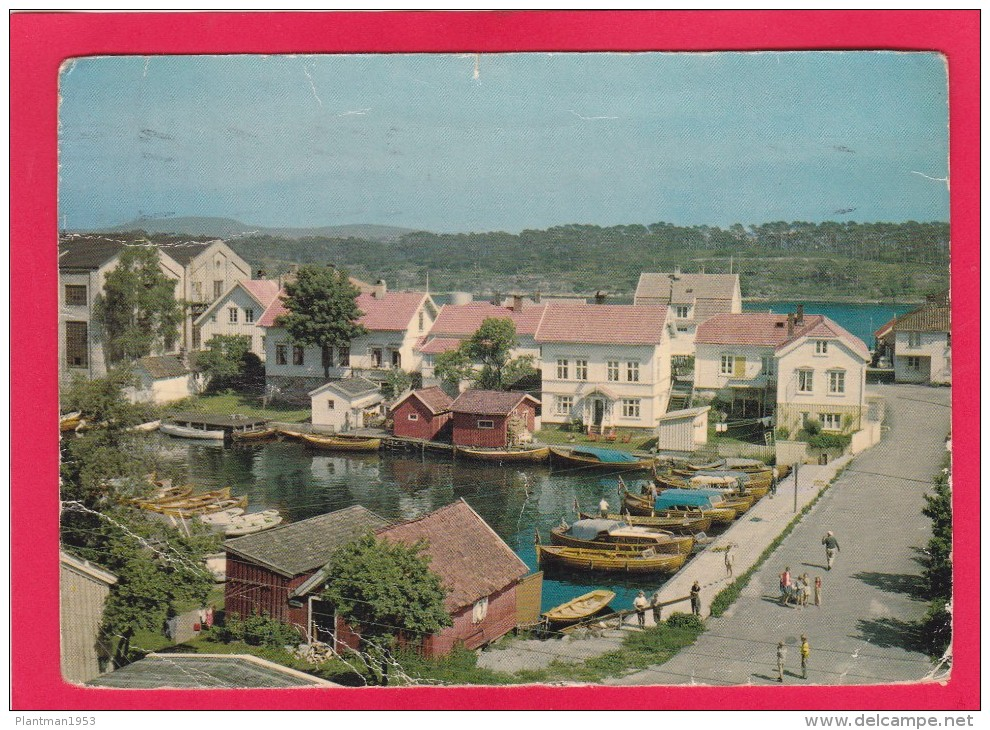 Kongshavn, Norway, Posted With Stamp, B18. - Norway