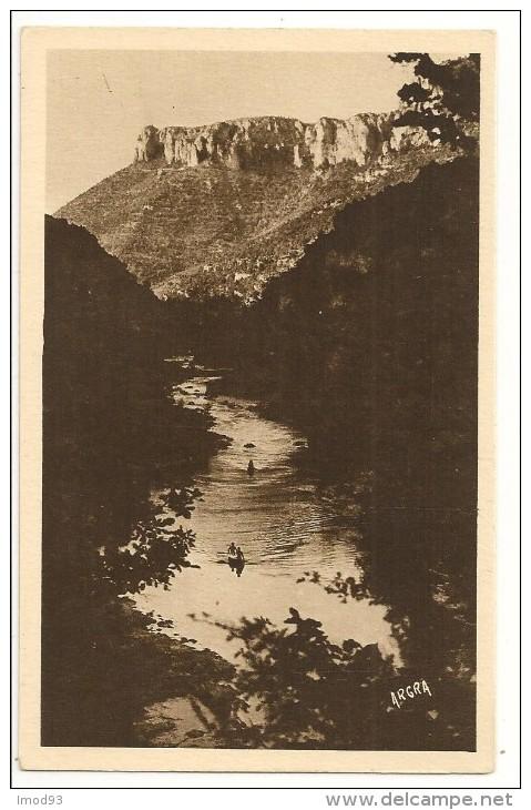 12 - Vallée De La Dourbie - La Rivière Au Ravin De Saint-Véran - éd. ARGRA Les Arts Graphiques N° 650 - Unclassified