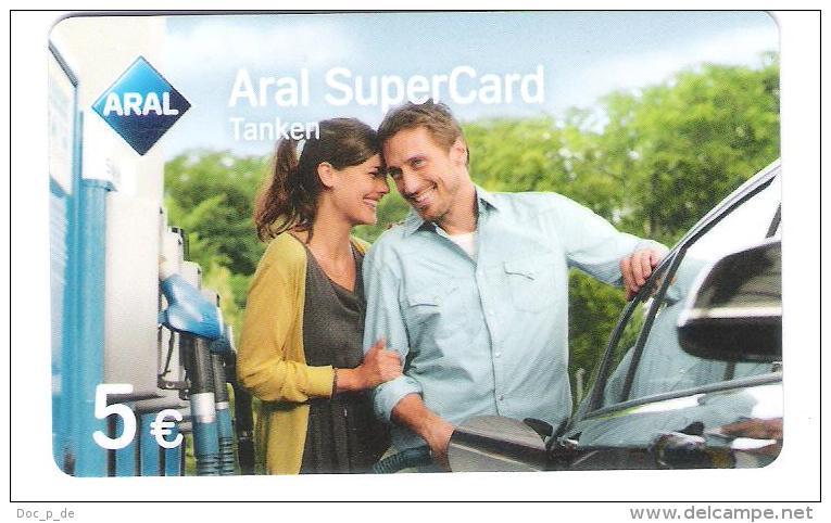 Germany - Aral Petrol Station - Carte Cadeau - Carta Regalo - Gift Card - Geschenkkarte - Gift Cards