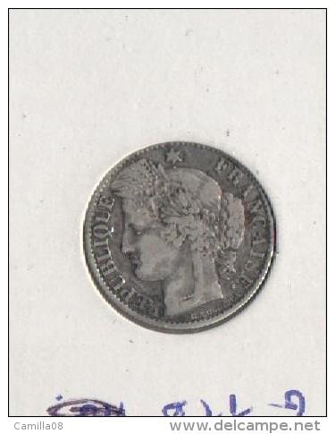 50 CTS CERES 1872 K.TTB - Francia
