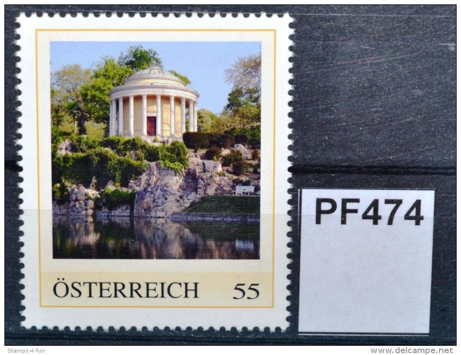 Pf474 Schlosspark Esterhazy Eisenstadt, Park, Garten, Garden, Jadin, AT 2010 ** - Austria