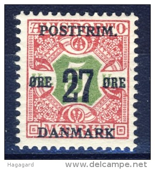 ##K949. Denmark 1918. Michel 95. MNH(**) - Ongebruikt