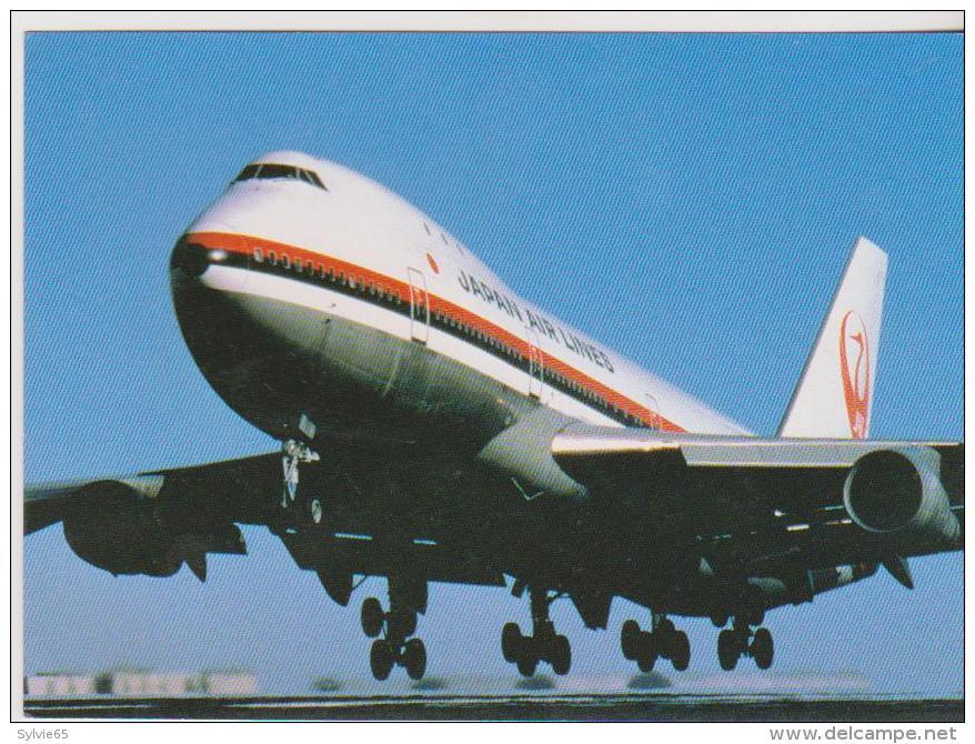 AVION-JAPAN AIR LINES-B747-LR - 1946-....: Modern Tijdperk