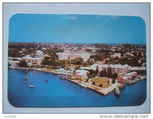 H79 Postcard Bermuda - Bermudiana Hotel - Cartes Postales