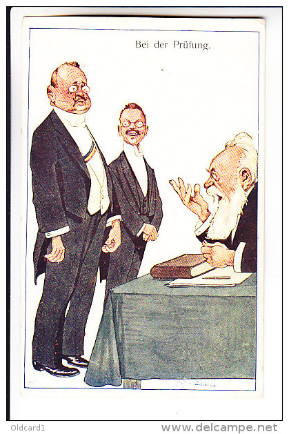 Schoenpflug, Fritz Humor BEI DER PRUFUNG - Schoenpflug, Fritz
