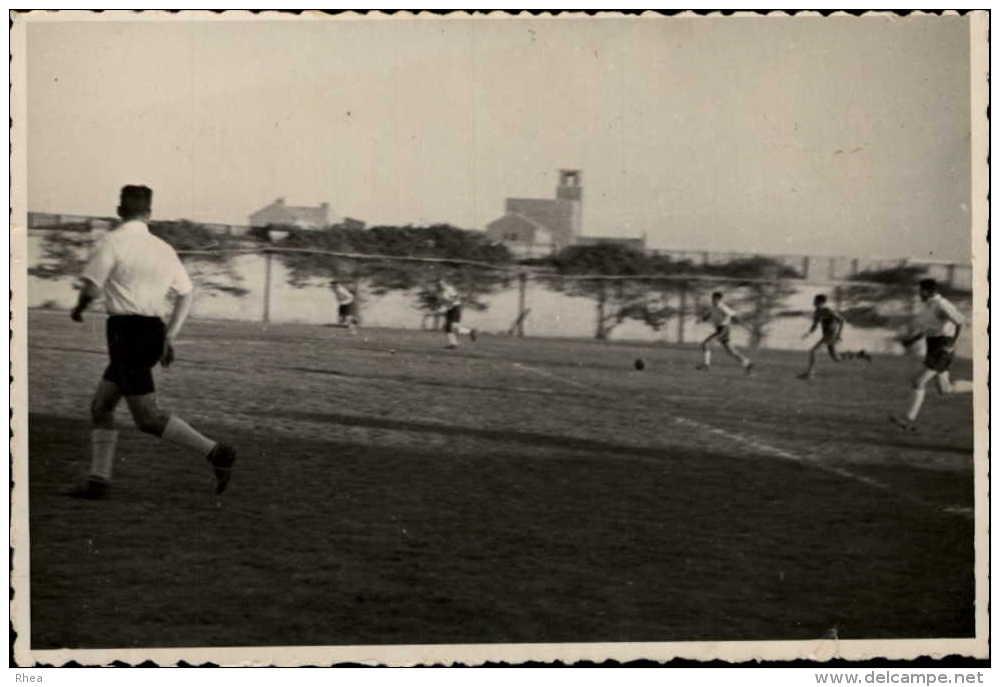 FOOTBALL - Photo Prise à ALEXANDRIE - EGYPTE - Sports