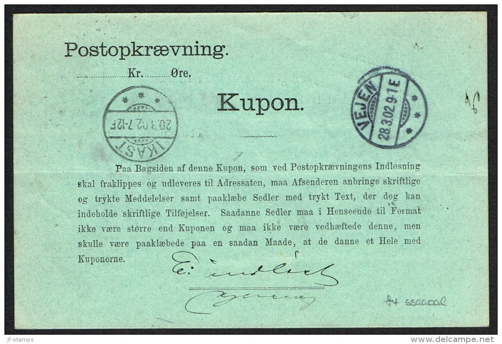 1896. Bi-coloured. 12 Øre Red-lilac/grey. Perf. 12 3/4. Watermark Large Crown. Normal F... (Michel: 26IYBb) - JF104215 - 1864-04 (Christian IX)